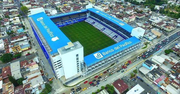 El CENEC asesorará el césped del Estadio George Capwell (Ecuador)