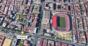 Nueva oficina del CENEC en Sevilla
